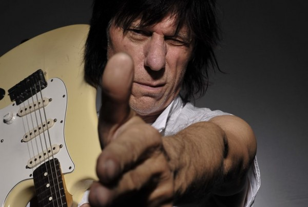 jeff beck sito